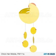 Chick-Hen Flensted Mobile FM 111A