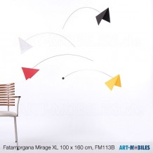 Fatamorgana Mirage FM-113B XL 100 x 160 cm Flensted Mobile