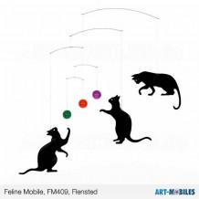 Feline-Katzenmobile-FM 409-Flensted-Mobiles