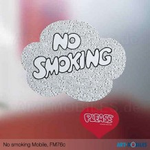 No smoking please FM67C Flensted Mobiles