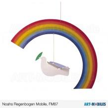 Noahs Regenbogen Mobile - FM87 Flensted