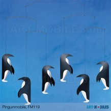 Pinguinmobile FM119 Flensted Mobiles