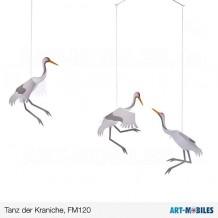 Tanz der Kraniche FM120 Flensted Mobiles
