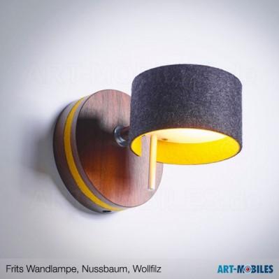 Frits Wandlampe Nussbaum Curry 5141.79