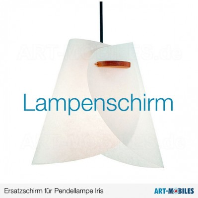 Lampenschirm für Iris Pendelleuchte