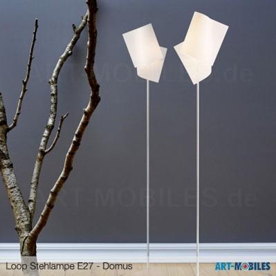 Loop E27 Stehlampe - Domus Licht
